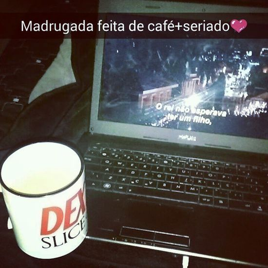 Good Night ? TheOriginals  Seriado Cafe Caneca dexter