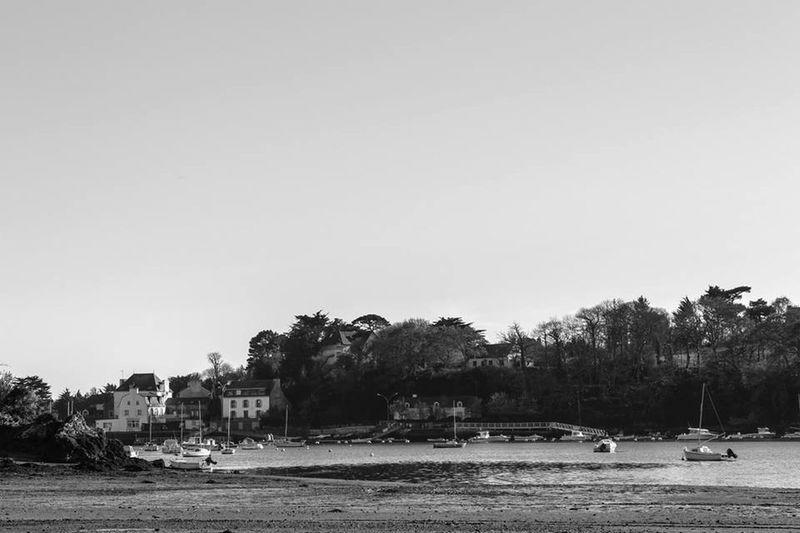 Black And White Blackandwhite Landscape Sea My Country In A Photo Coast Bretagne Sunset #sun #clouds #skylovers #sky #nature #beautifulinnature #naturalbeauty #photography #landscape Nofilter Photography