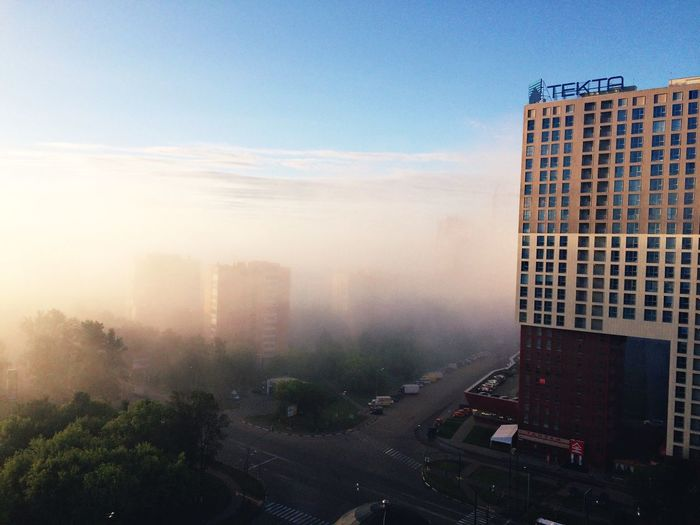 5.00 A.M. First Eyeem Photo Moscow