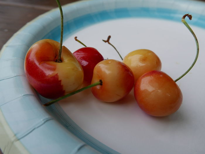 Food Stories Cherries Cherry Close-up Food Food And Drink Freshness Fruit Healthy Eating Sweet Food