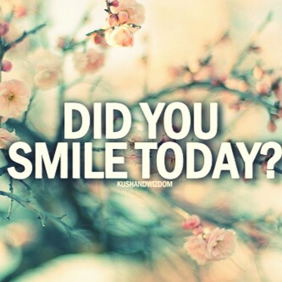 Smile Just Smile  Smiling Happy Be Happy Just Smiling Hi✌