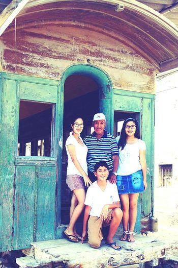 FAMILIA♥ Perú, Lambayeque, Eten 🚈 Ferrocarril