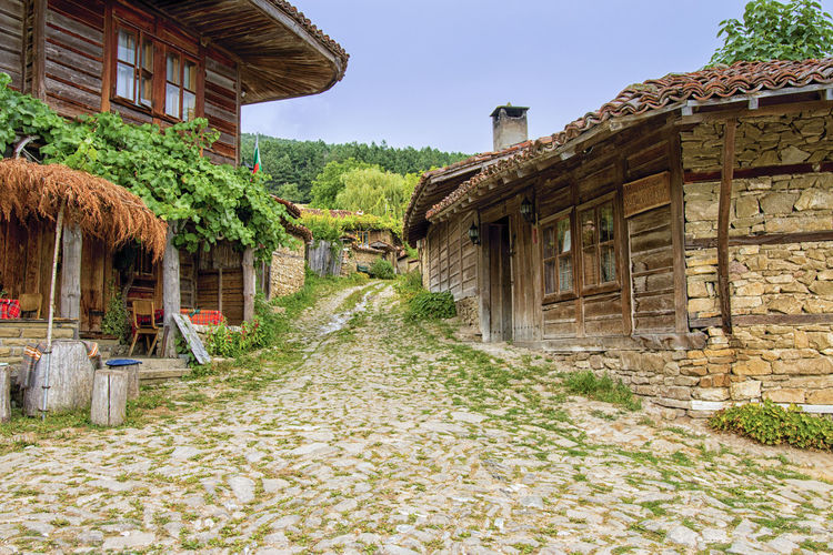 Zheravna, Bulgaria Architecture Building Exterior Built Structure Day Nature No People Outdoors Sky Travel Destinations Zheravna