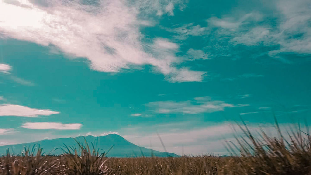 Nature Photography Provincelife Beauty In Nature Mountain Vacant Lot