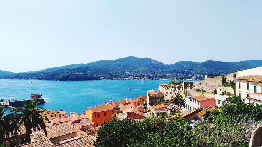 Italy. Elba