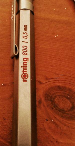 Rotring Pencil 36 Of 365