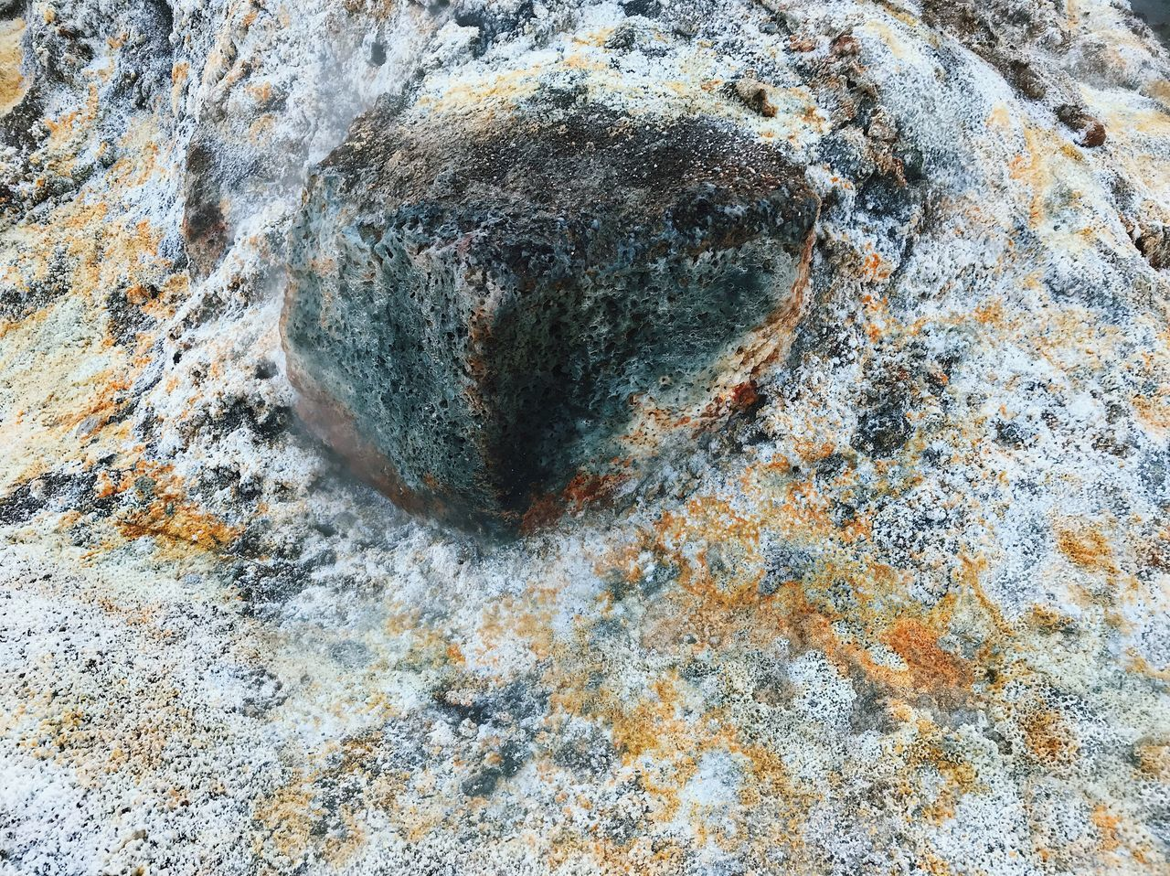 rock, rock - object, solid, textured, full frame