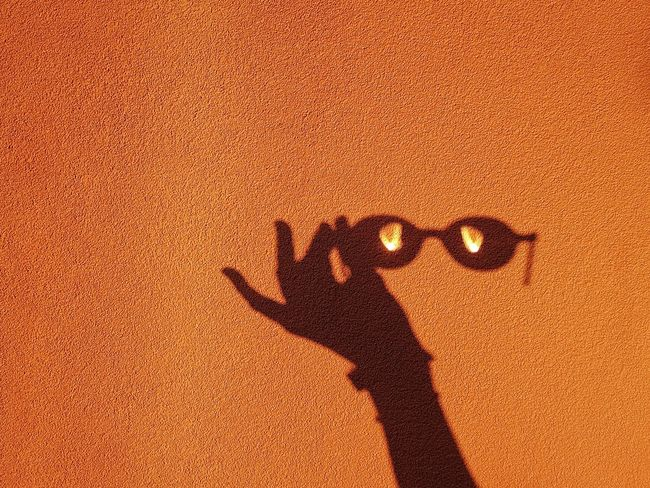 | Only my glasses | My Glasses Light And Shadow Sunset Silhouettes On The Wall Me Myself And I EyeEmItaly Shadow Close-up Focus On Shadow Long Shadow - Shadow Fingerprint The Still Life Photographer - 2018 EyeEm Awards The Creative - 2018 EyeEm Awards The Fashion Photographer - 2018 EyeEm Awards The Street Photographer - 2018 EyeEm Awards