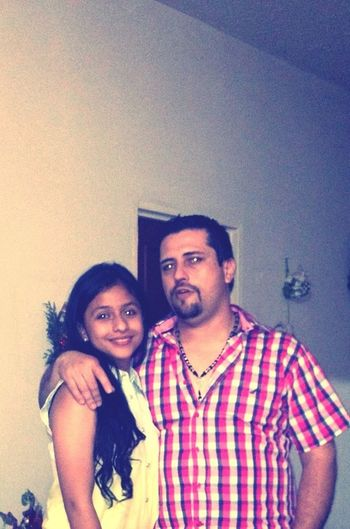 #OldPicture Me And My Daddy