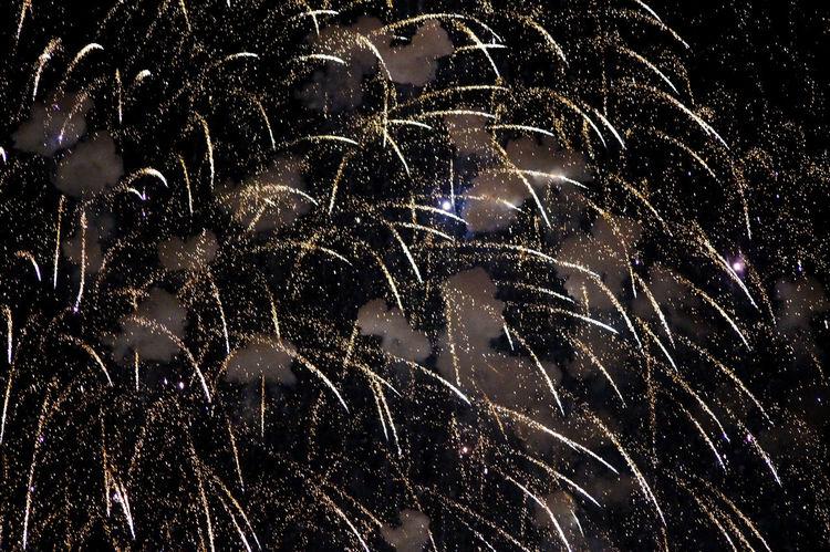 Japantag 2017 Feuerwerk Colorful Düsseldorf Feuerwerk Firework Display Fireworks Japanese Day Düsseldorf 2017 Japantag Japantag 2017 Japantag Düsseldorf