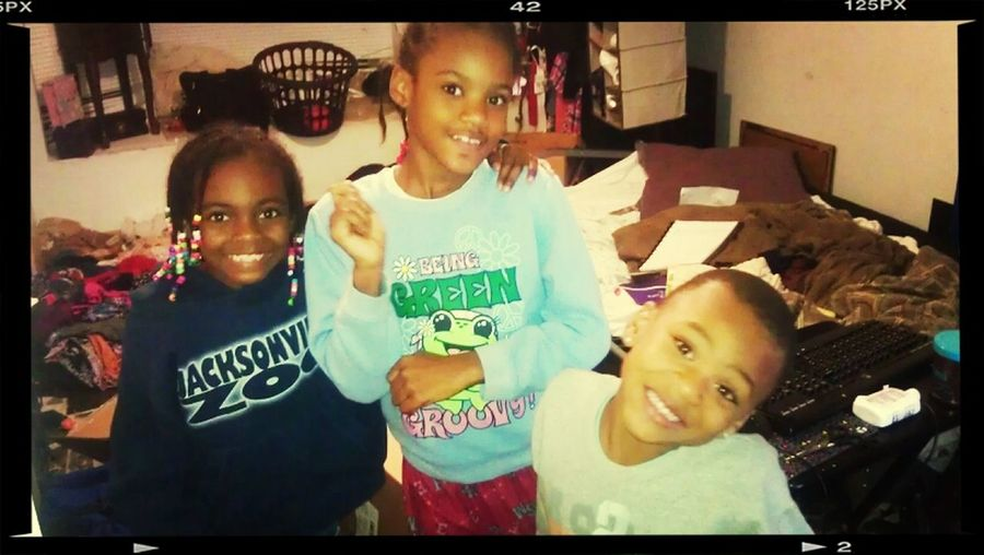 I miss my babies
