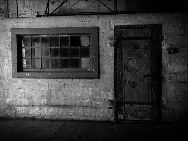 Architecture Window No People Black And White Abandoned Places Abandoned Silo City Buffalo, NY