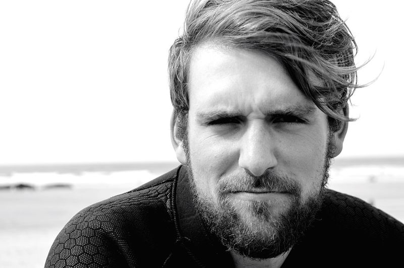 Beard Real People Portrait Front View One Person Close-up Outdoors Sea Sky Day EyeEm Nature Lover Sunset #sun #clouds #skylovers #sky #nature #beautifulinnature #naturalbeauty #photography #landscape Outside Photography Summer ☀ Beach Photography EyeEm Best Shots Beachphotography Blackandwhite Photography EyeEm Best Shots - Black + White Blackandwhite Monochrome Faces Of EyeEm Face Sunshine Beach Life