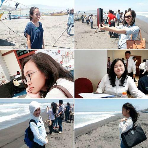 Yeoja. Yogi Ratih Lindi MuChan Adlina Ika women yeoja friends notholiday classroom beach Yogyakarta Sekdilu39 rizkytakki