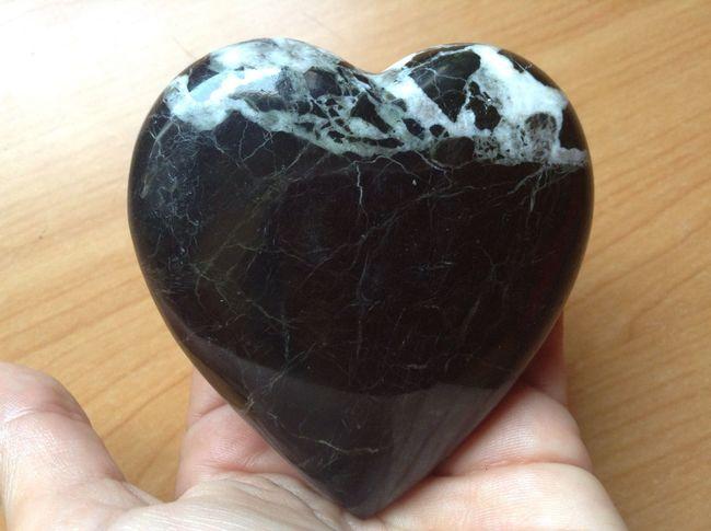 Corazon de marmol