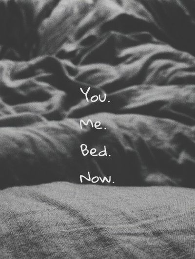 Cute Love You, Me, Bed, Now