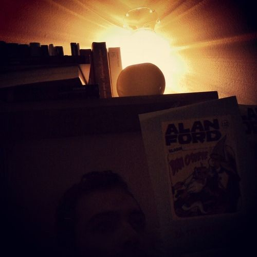 Selfie Reading Alanford
