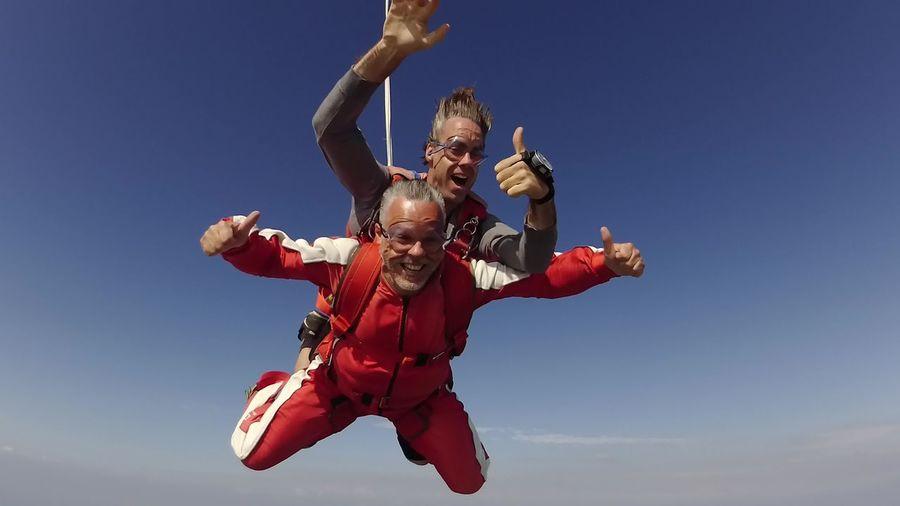 Skydiving Sky