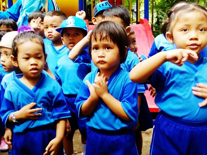 Preschool indonesia School Uniforms Around The World My Student Life