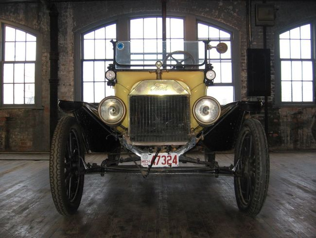 Architecture Inside No People Old Building  Old Windows Parked Vintage Car Wood Floors