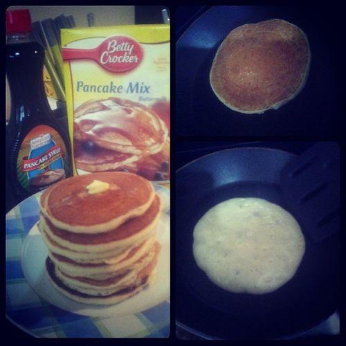 the best Pancake Betty Crockes