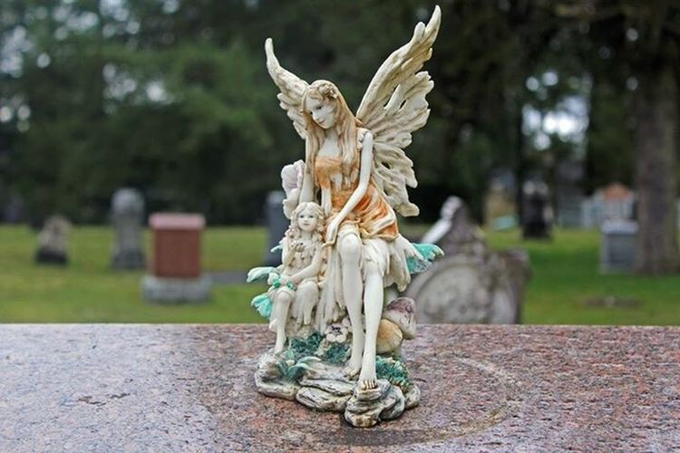 Photography Gravestone Cemetery Digital Photography Photographer Angel Statue Angel Statue