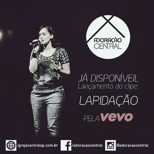 Bora lá! Lapidação Music! @sauduarte instagram! Adoraçaoextravagante Worship Worshiping God Praisethelord PraiseGod PraiseAndWorship Praise Jesus! Praise Him Church God's Beauty God Is Great. GodIsGood GOD Bless You Lapidação Adoraçãocentral Igrejacentralsp
