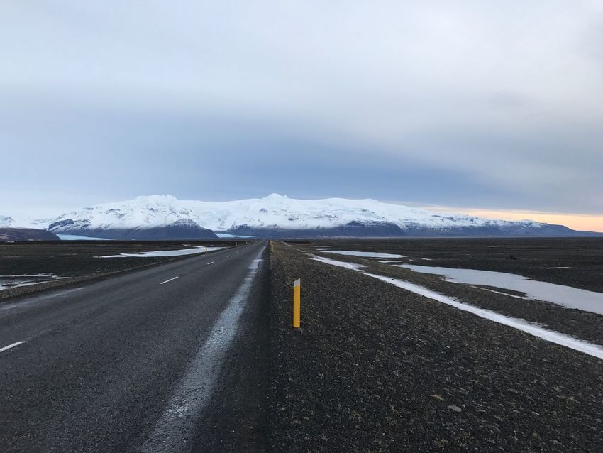 Road The Way Forward Roadtrip Perspective Country Road Mountain Mountains Panoramic Panoramic View Open Space