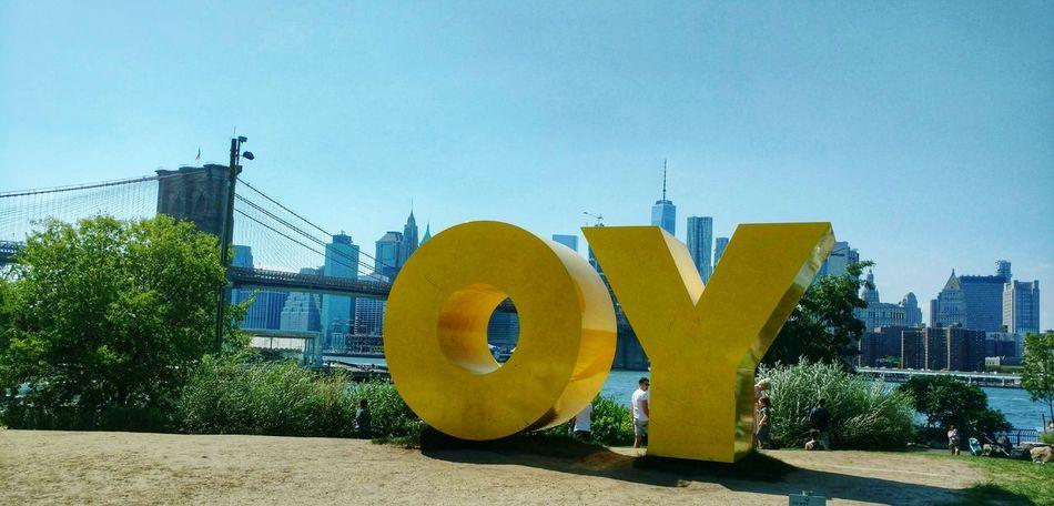 Oy - Brooklyn New York Street Art