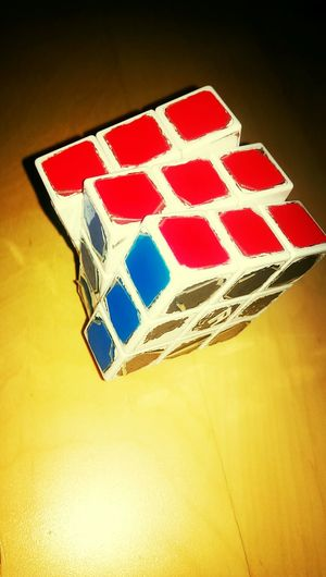 Rubiks ^_^ Hello World