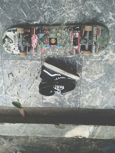 Keep spirit😁 Vanssk8 Bandungskateboarder Studentclass