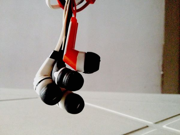 Lieblingsteil Technology Close-up Headset Earbuds Indoors  No People Day (null)