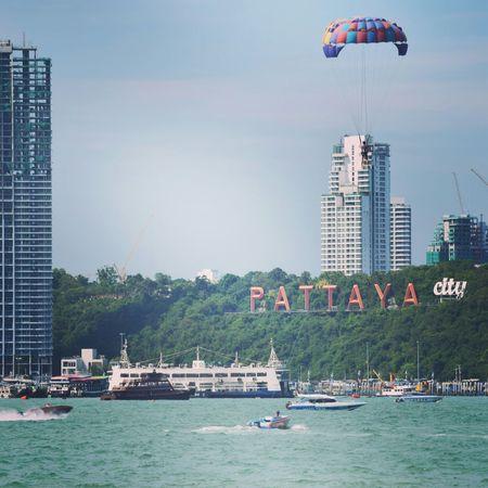 Pattaya Thailand Travelphotography Beachphotography Life Is A Beach Nikonphotography Nikon Dslrclicks Nikon Dslr Taking Photos