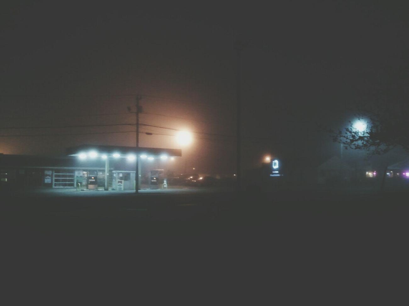 Fog Night