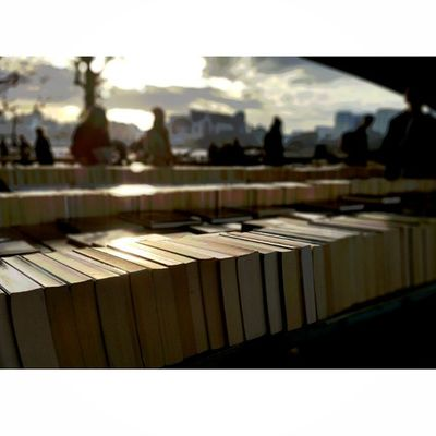 London Libros Books Sunset_collection Librery