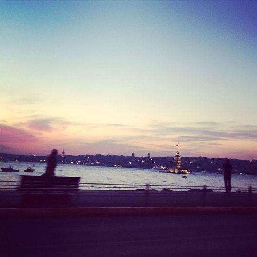Kiz Kulesi Kizkulesi Boğaziçi Istanbul