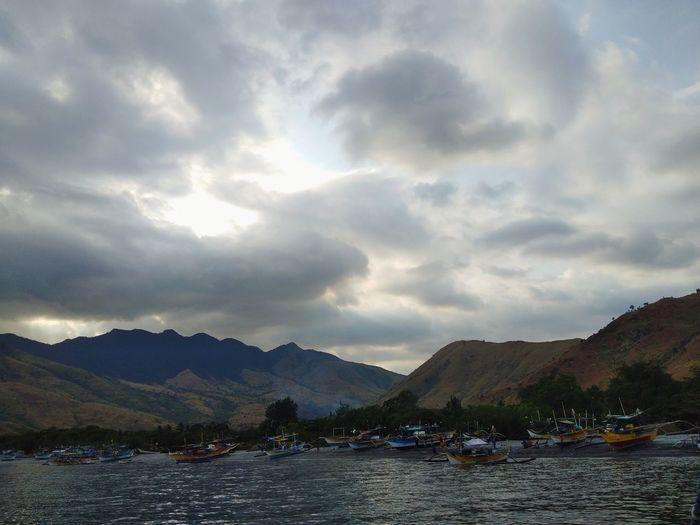 Sitio Kinabuksan Mountain Cloud - Sky Water Landscape Mountain Range Outdoors No People Scenics Sky