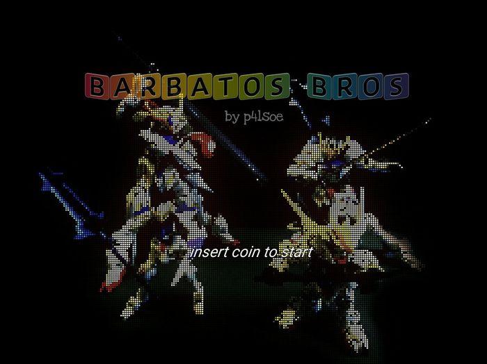 Barbatos Bros by P4lsoe