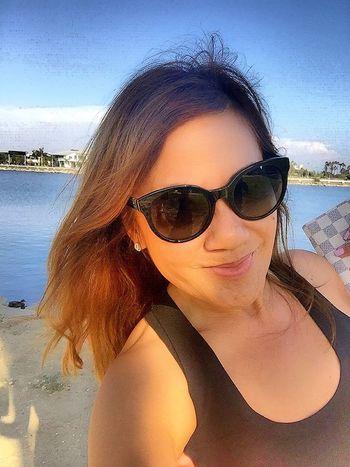 A leisurely walk along the marina before sunset, enjoying the sunny weather and light breeze. Breeze Marina San Diego CaliLifeStyle