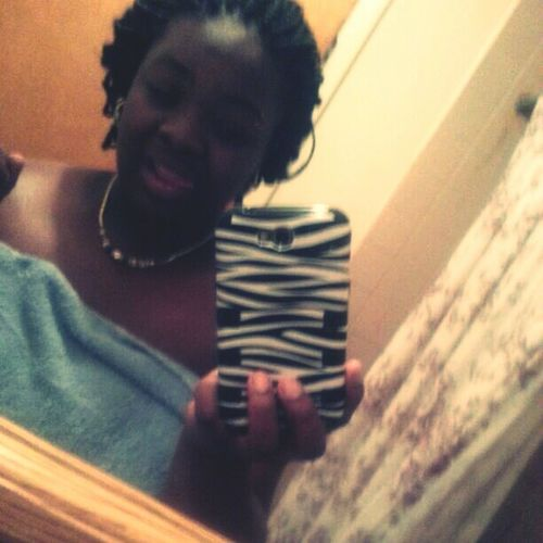 Fresh Out The Tub ;)