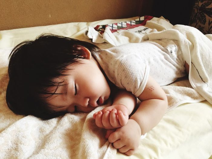 Baby Sleeping Cute Beauty Japan SweetAfternoon Angel Babyboy