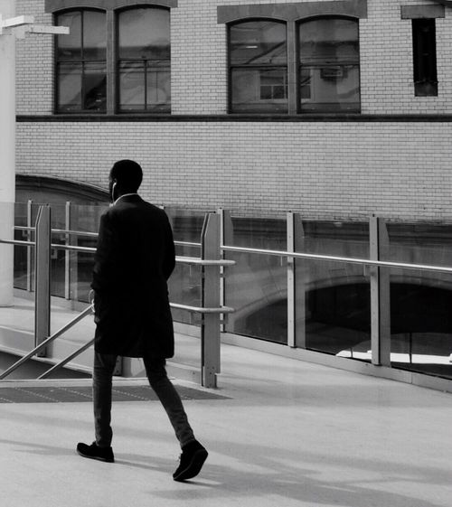 Life is cool TCPM Rear View Architecture Real People Built Structure Full Length One Person Building Exterior Men Lifestyles Day Standing Outdoors City One Man Only Adult People Adults Only Cool Dude Life Is Beautiful Blackandwhite Capture The Moment Man One Young Man Only EyeEm Gallery The Street Photographer The Street Photographer - 2017 EyeEm Awards