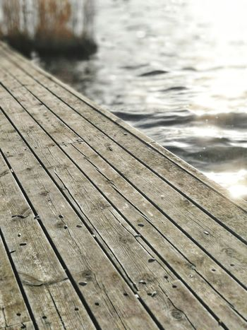 Sundeck Deck Water Lake Wood - Material Jetty Pier Close-up Boardwalk Waterfront Calm Wood Paneling Lakeside