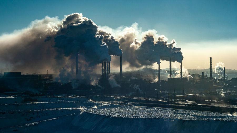 Industrial ecology landscape