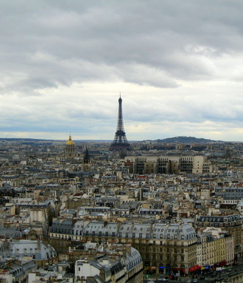 Eiffel Tower France Paris Cityscape Cloud - Sky Day No People Skyscapes