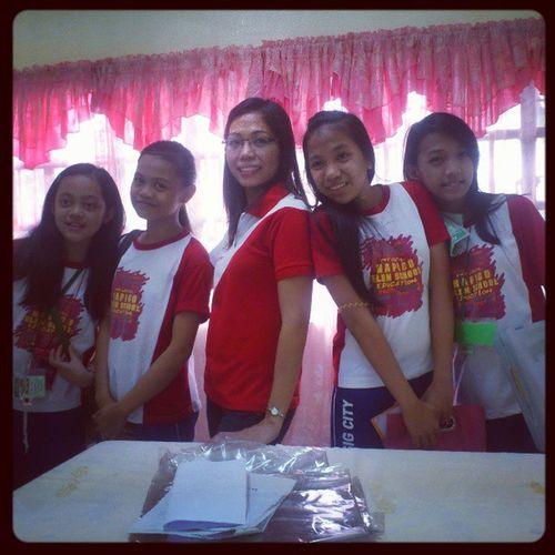 Teachersday Pictureday !!!!! Ang saya talaga syempre kasama pa dyan c ma'am LADY ^_^