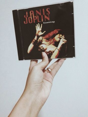 Music Janis Joplin Enjoying Life