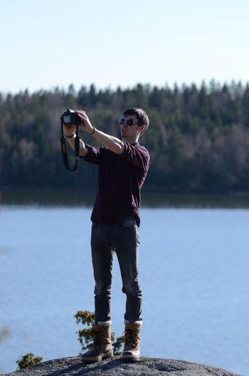 Swag YOLO ✌ Selfie That's Me
