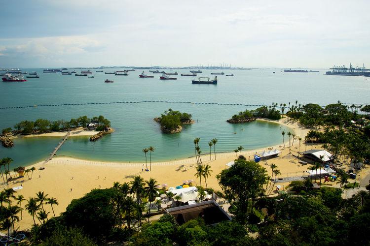 Siloso Beach Singapore City Siloso Beach Beach Siloso