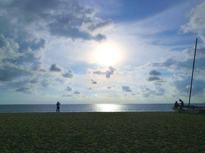 xana_beach Sea Beach Sun Thailand